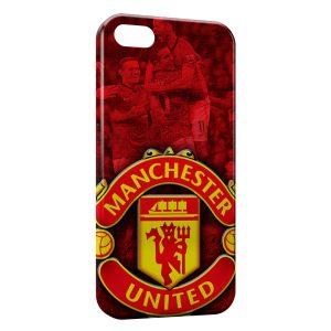 Coque iPhone 8 & 8 Plus Manchester United Football UK 4