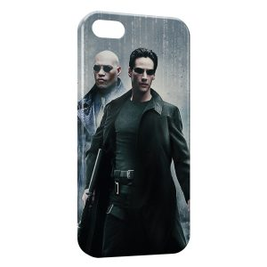 Coque iPhone 8 & 8 Plus Matrix Film