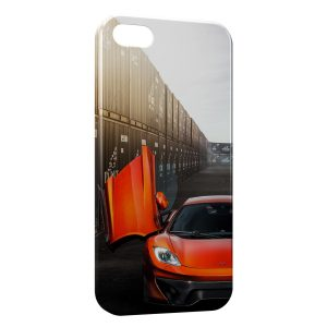 Coque iPhone 8 & 8 Plus McLaren MP4-vx Vorsteiner Voiture