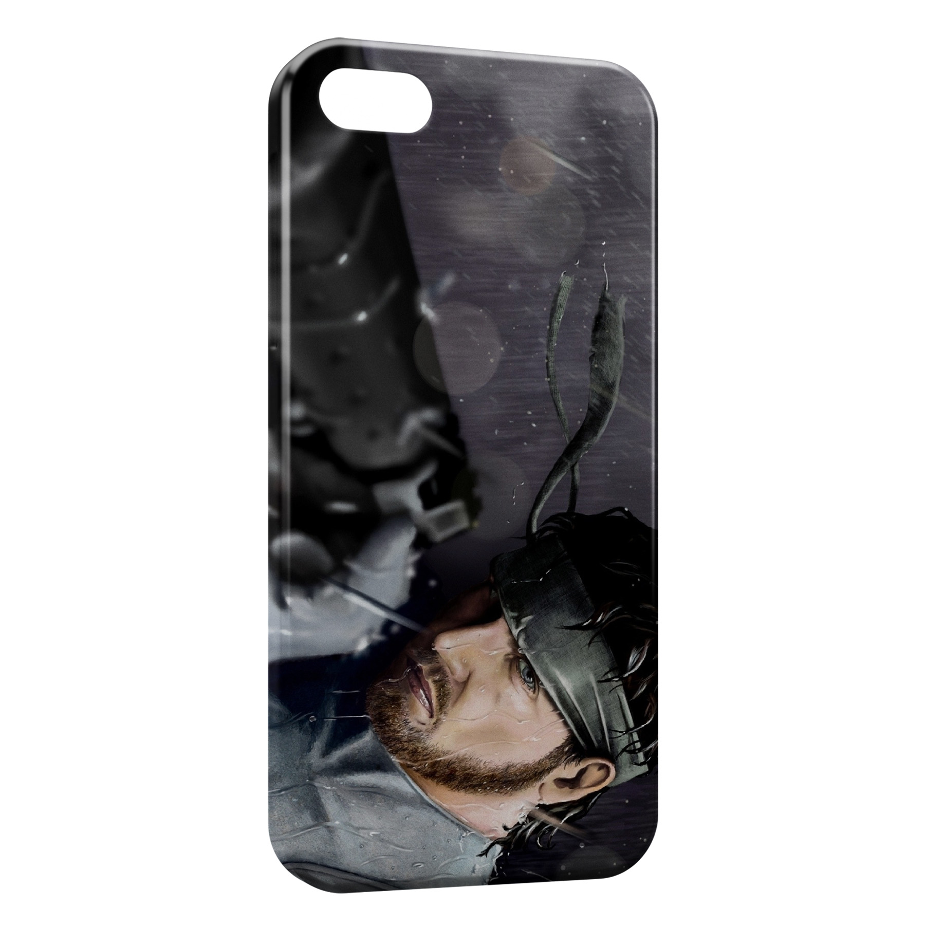 coque iphone 8 metal gear solid v the phantom pain