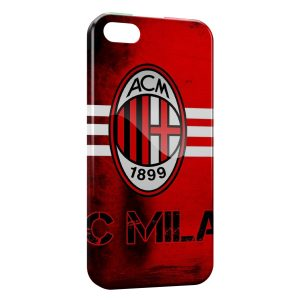 Coque iPhone 8 & 8 Plus Milan AC Football 2