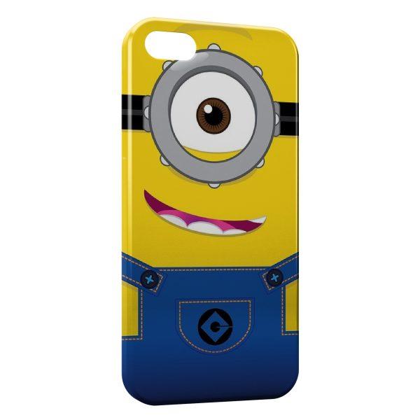Coque iPhone 8 & 8 Plus Minion Art
