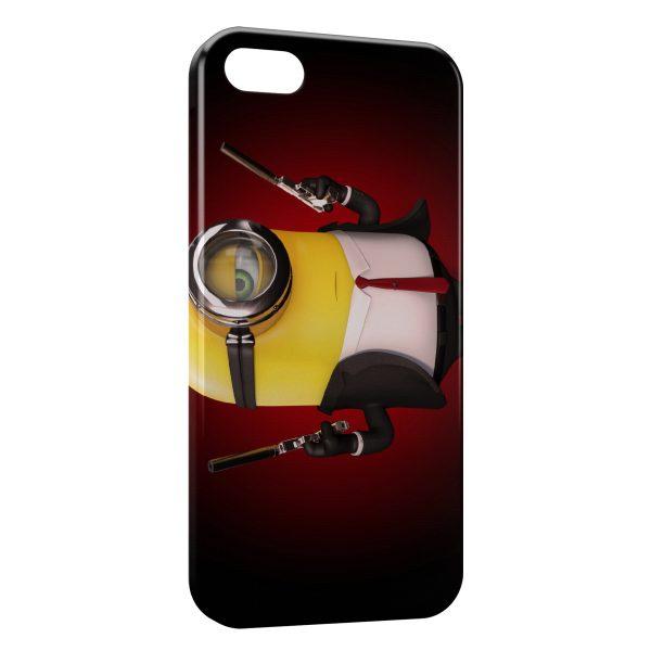 coque iphone 8 minion