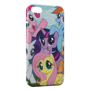 Coque iPhone 8 & 8 Plus Mon Petit Poney Little animation