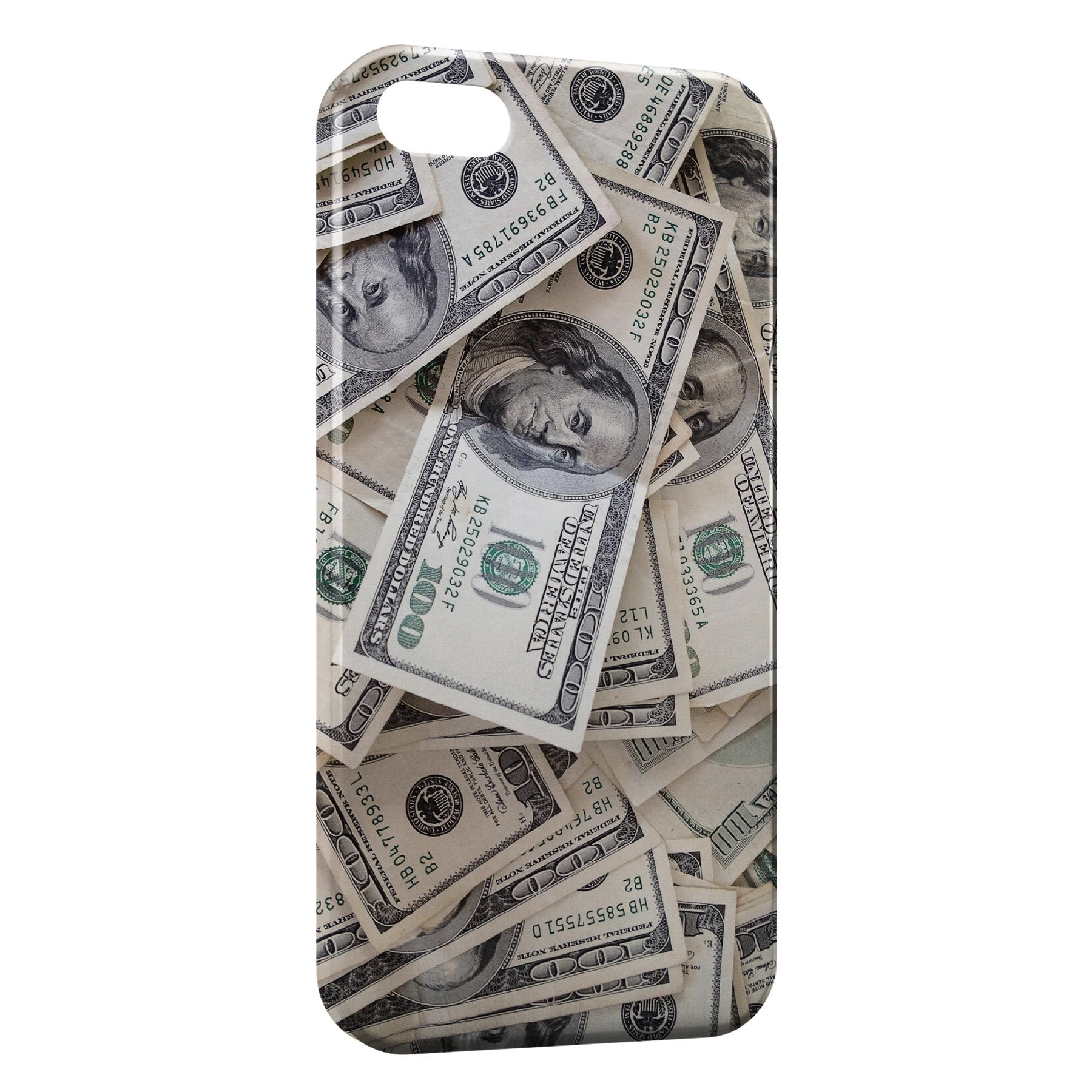 coque iphone 8 money