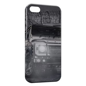Coque iPhone 8 & 8 Plus Off-road Land Rover Defender 4x4