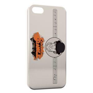 Coque iPhone 8 & 8 Plus Orange Mécanique 2