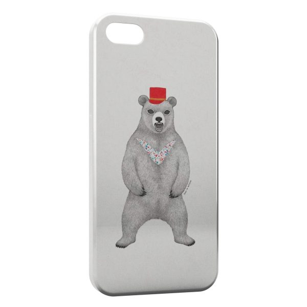 coque ours iphone 8