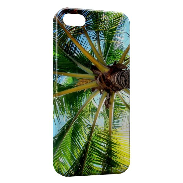 coque iphone 8 plus palmier