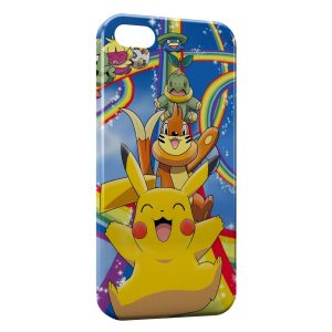 Coque iPhone 8 & 8 Plus Pikachu Pokemon 2