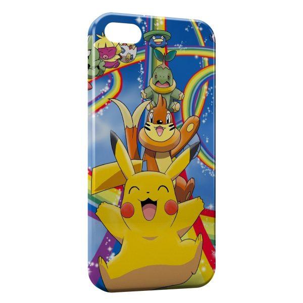 Coque iPhone 8 & 8 Plus Pikachu Pokemon 2