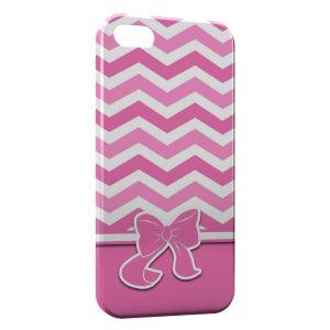 Coque iPhone 8 & 8 Plus Pink Noeud Cute