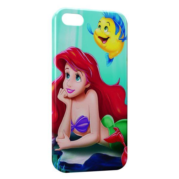 Coque iPhone 8 & 8 Plus Polochon et La Petite Sirène 3