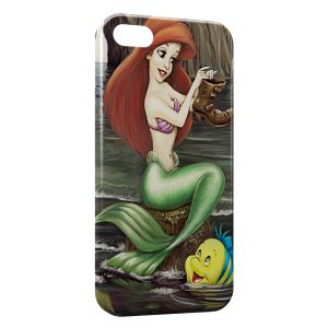 Coque iPhone 8 & 8 Plus Polochon et La Petite Sirène