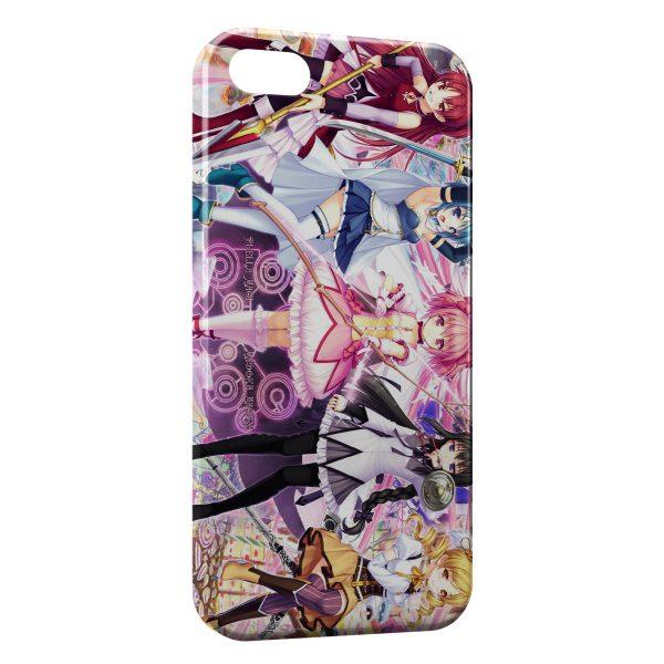 Coque iPhone 8 & 8 Plus Puella Magi Madoka Magica Manga 2