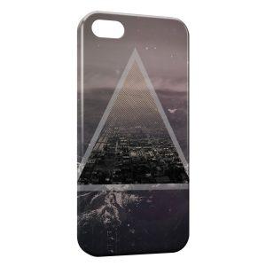 Coque iPhone 8 & 8 Plus Pyramide City