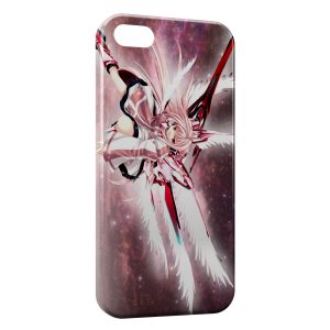Coque iPhone 8 & 8 Plus Red Angel Manga