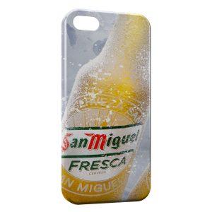 Coque iPhone 8 & 8 Plus San Miguel Bière Cerveza Espagnole 2