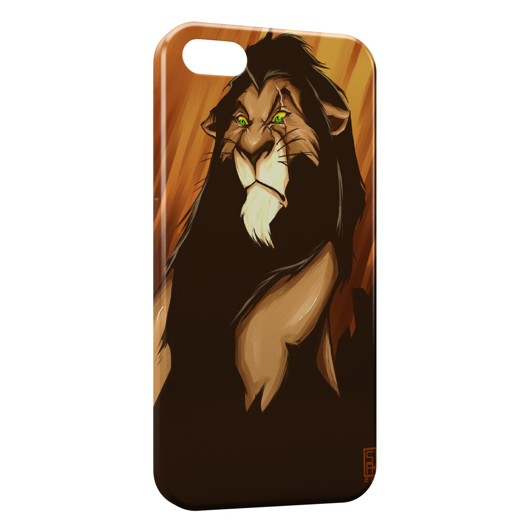 coque iphone 8 plus disney roi lion