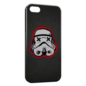 Coque iPhone 8 & 8 Plus Star Wars Funny