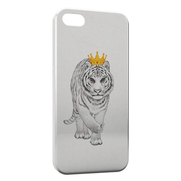 coque iphone 8 plus tigre