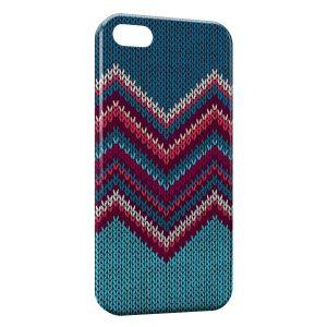 Coque iPhone 8 & 8 Plus Tricot Art Design Hippie