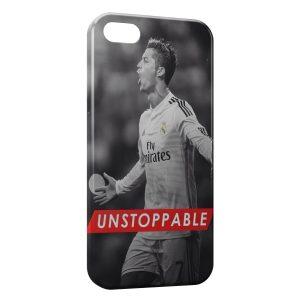 Coque iPhone 8 & 8 Plus Unstoppable Football Cristiano Ronaldo