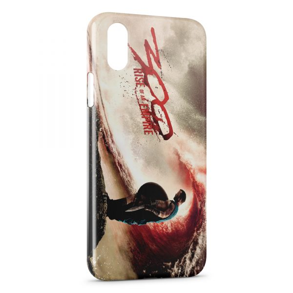 Coque iPhone XR 300 Rise of an Empire 2