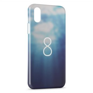 Coque iPhone XR 8 Water Power