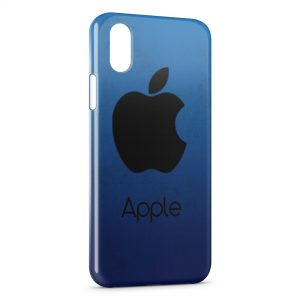 Coque iPhone XR Apple Logo 6