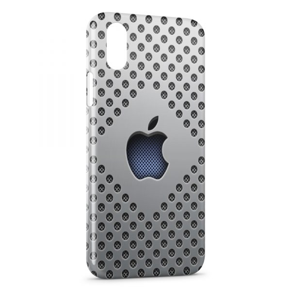 Coque iPhone XR Apple Silver