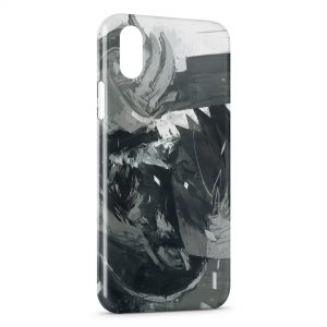 Coque iPhone XR Ashley Wood Metal Gear Solid