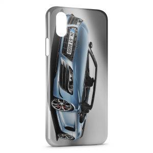 Coque iPhone XR Audi R8 Gt Spyder 2