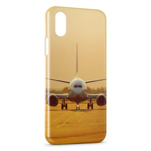Coque iPhone XR Avion Sunshine