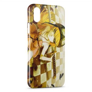 Coque iPhone XR Bakemonogatari Manga 3