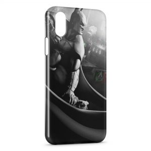 Coque iPhone XR Batman Dark