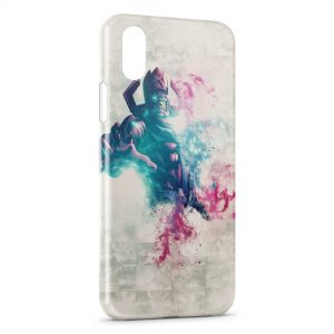 Coque iPhone XR Beautiful Art Hero