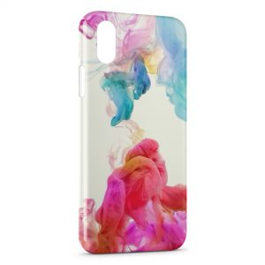 Coque iPhone XR Beautiful Smoke Fumée