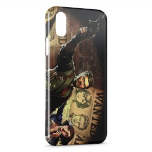Coque iPhone XR BioShock Infinite Game 2
