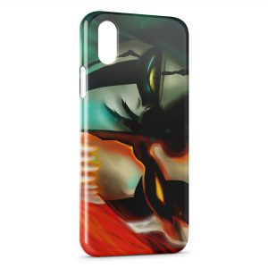Coque iPhone XR Bleach 3