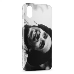 Coque iPhone XR Bob Marley 5