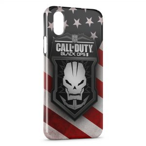 Coque iPhone XR Call of Duty 2