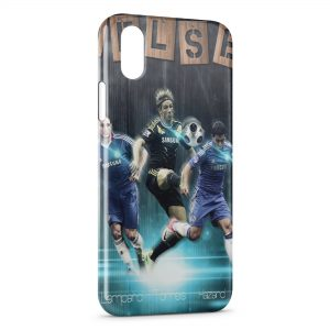 Coque iPhone XR Chelsea FC Football Joueurs
