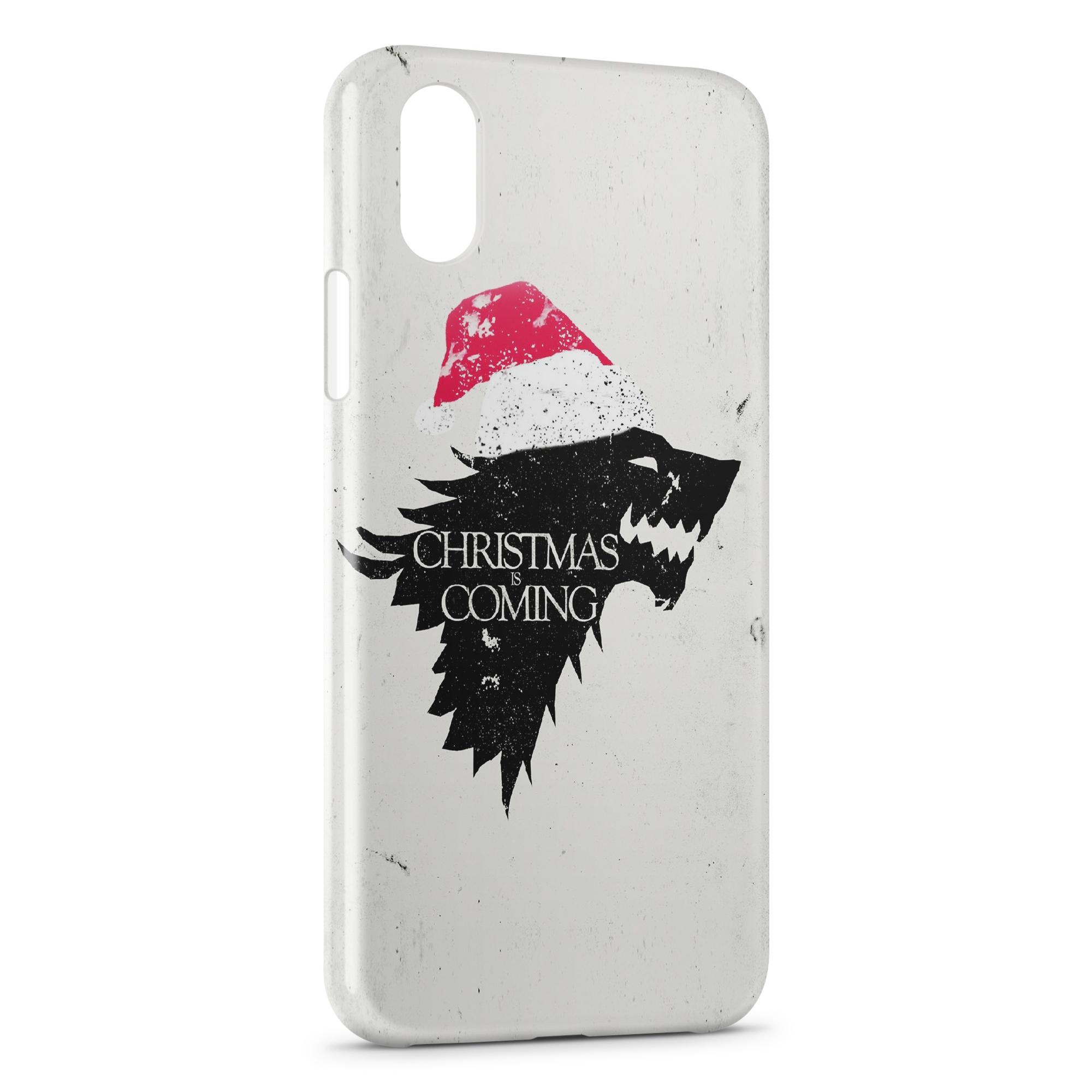 coque iphone xr merry chrismas