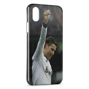 Coque iPhone XR Cristiano Ronaldo 7