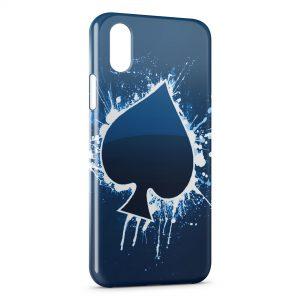 Coque iPhone XR Dame de Pic