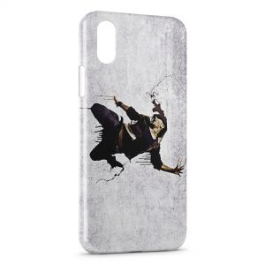 Coque iPhone XR Dancer