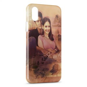 Coque iPhone XR Dawson's Creek Joey & Pacey