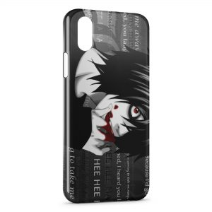 Coque iPhone XR Death Note 2