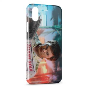 Coque iPhone XR Dexter 2